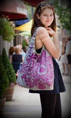 Pillow case bag