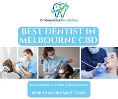 #MelbourneDentalFamilyCare #DentalClinicMelbourne #CheapDentistMelbourne #DentalSolutionsMelbourne #BestDentalClinicMelbourne At times, a dental appointment is an event not everyone looks forward to. While it is important to see a dentist at least twice a year, setting up an appointment with a practitioner who puts your comfort on the priority list is crucial. Cheap Dentist, Best Dentist, Dentist In, Dental Surgery, Dental Implants, Affordable Dental, Dental Procedures, Melbourne Cbd, Dental Problems