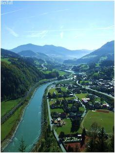 Werfen, Austria by ~RexTull