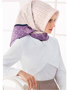 Armine Giyim Sonbahar Kış Tesettür Bluz ve Gömlek Modelleri-2