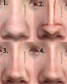"""""""Nose contouring """""""
