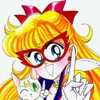 Become a Magical Girl with Your Own Sailor V Eyewear