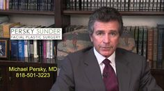 Birthmarks are easily treated by a skilled plastic surgeon. Michael Persky, MD, founder of Persky Sunder Facial Plastic Surgery in Encino, CA., talks about treatment options for various types of birthmarks and describes these procedures. #birthmark #michaelpersky #plasticsurgery #LA #encino #beauty #medical #botox #laser #fraxel
