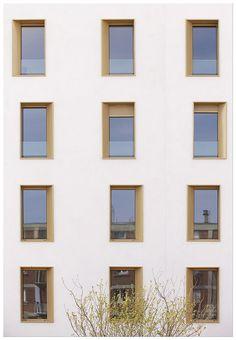 Immeuble de logement, TVK Architectes. ZAC du Chaperon Vert, Arcueil. | par Clement Guillaume