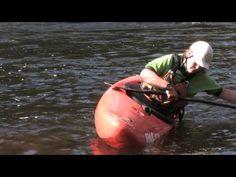 Skill Video: Edging Your Whitewater Kayak - Rapid Media