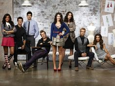 Jane by Design. A show about juggling your job, school, social life, and everything else. As if anyone can't relate to that. And did I mention Billy(played by Nick Roux) is SEXYYY!?!?