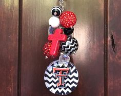 Boho Car Accessories Rearview Mirror Charm Cute by TheBadaBling