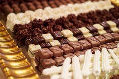 Cioccoshow (Chocolate Show from Bologna) Tavola for Two: Ospitalita Italiana 2014