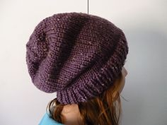 Ravelry: Tom Hat pattern by Margeau Soboti