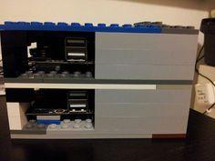 Mini rack for cubieboard