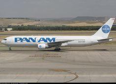 Pan Am Boeing 767-300