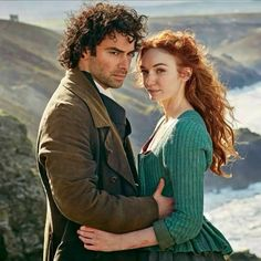 Ross and Demelza ❤