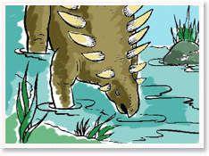 Dinosaur Activities for Kids - Dinosaur Printables - Dinosaur Projects - Kaboose.com