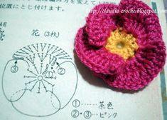 Bom dia!!   Trouxe para vocês uma pequena reunião de gráficos de vários modelos de flores para você aplicar em toalhas, roupas etc... Infel...