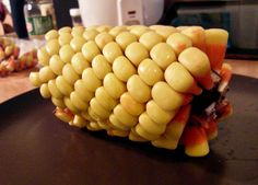 Honestly, I do not like candy corn.  BUT, I love making things with candy corn!