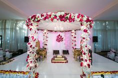 Ceremony http://www.maharaniweddings.com/gallery/photo/40222 @weddingsbyfarah