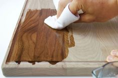 With the right level of tender loving care, your wood cutting board can last for years or even decades. See how to season your cutting board with these 4 easy steps. Olive Wood Cutting Board, Wood Chopping Board, Diy Cutting Board, Sealing Wood, Wooden Cheese Board, Cheese Boards, Wood Pizza, Charcuterie And Cheese Board, Seasoned Wood