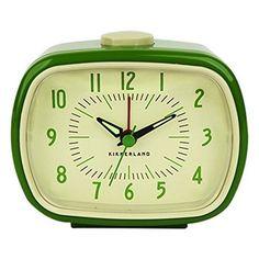 Si necesitas un reloj despertador para no remolonear en la cama, este que te traemos al blog está bastante bien y te sale por sólo 8,50€.  Chollo en Amazon España: Reloj despertador Kikkerland KKAC08-G-EU por solo 8,50€, que es su precio mínimo histórico. En Ebay cuesta 30€ más.