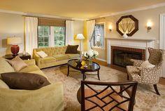 Mt. Washington Colonial:  Living Room