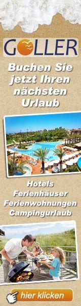 Buchen Sie jetzt Ihren nächsten Urlaub - Hotels, Ferienhäuser, Ferienwohnungen, Campingurlaub