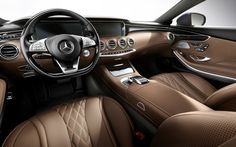 All-new Mercedes-Benz S-Class Coupe | European model shown with optional equipment | Rallye Motors