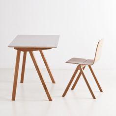 Copenhague Desk 90 Skrivbord | Olsson & Gerthel