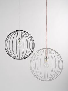 Large Belle of the Ball Pendant Light NZD$320 Comes in yellow, grey, red white and black. TG I've found the lights for my house!