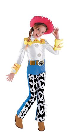 Disguise ディズニー ジェシー デラックス チャイルド  の画像