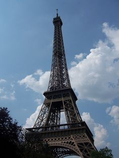 Efile Tower by gtuculescu, via Flickr