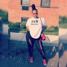 525 Likes, 9 Comments - Breaking Standards Thick Girls Outfits, Curvy Outfits, Girl Outfits, School Outfits, Thick Girl Fashion, Curvy Fashion, Plus Size Fashion, Fashion Wear, Fashion Women