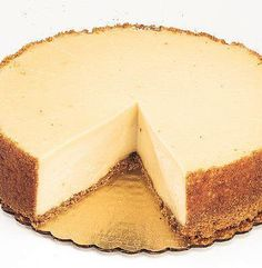 3 L B New York style cheesecake