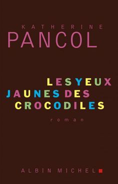 "#CybookLecture de Catherine V ""Snow day in Canada... I'm reading Les yeux jaunes des crocodiles, by Katherine Pancol."" #VendrediLecture"