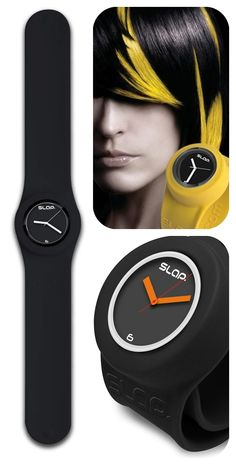 SLAP silicone watches