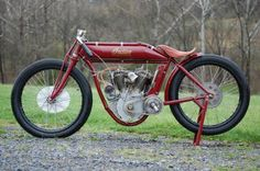 1922 Indian Boardtrack Racer.
