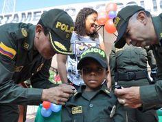 El Comisario más joven de la Policía en el Quindío