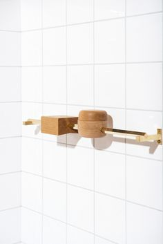 <p>I came across these inspiring sets styled by Esther Stewart and photographed by Lauren Bamford that were created to showcase a series of bathroom fittings designed by Sarah Trotter for Groupwork.Groupwork set out to create an innovative range of bathroom fittings and accessories that are elegant, functional and flexible. In this photo series they explore […]</p>