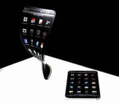 future bendable cell phones!!!