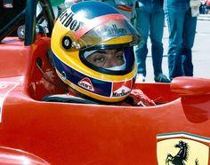Michele Alboretto, Adelaide 1987 Grand Prix