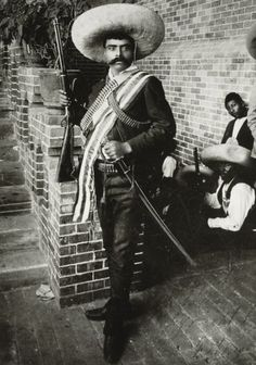 Emiliano Zapata Salazar was a leading figure in the Mexican Revolution.