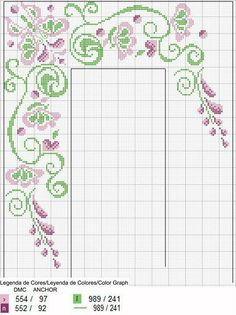 Gallery.ru / Фото #5 - αθηνα 4 - ergoxeiro Cross Stitch Heart, Cross Stitch Borders, Cross Stitch Flowers, Cross Stitch Designs, Cross Stitching, Cross Stitch Patterns, Embroidery Patterns Free, Easy Crochet Patterns, Hardanger Embroidery