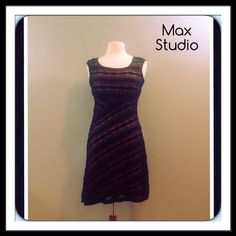 NWT Max Studio Lace Dress Gorgeous NWT Max Studio black lace dress. Size xs. Fully lined. Please ask all questions before purchasing. ✅ accepting reasonable offers only through offer button.  no trades  no offline transactions.  Thanks for stopping by!! Max Studio Dresses