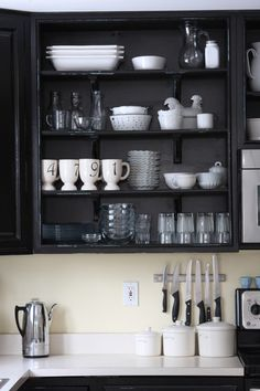 Where to put things in your kitchen. Sooooo many great ideas!!