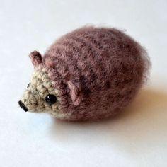 Hedgehog Amigurumi - Free Crochet Pattern