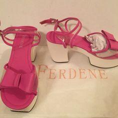 Ferdene design Cheap price ; good quality and outlooking Ferdene Shoes Platforms