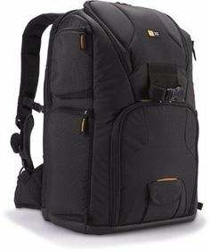 Chad from TWiT.TV recommended - Amazon.com: Case Logic Kilowatt KSB-102 Large Sling Backpack for Pro DSLR and Laptop: Camera & Photo
