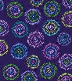 Keepsake Calico Fabric- Josser Periwinkle