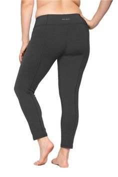 """Lola Getts   Lola Getts Plus Size """"Perfect Pant"""" Legging with Compression - Lola Getts Active"""
