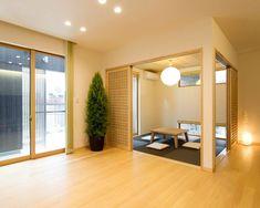 Wohn-Japanisches Zimmer | Acura Home   - Home  #Acura #Home #WohnJapanisches #Zimmer Japanese Living Room Decor, Japanese Home Decor, Japanese Interior Design, Home Interior Design, Japanese Modern House, Tatami Room, Zen House, House Design, Decoration