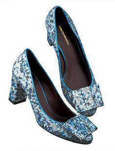 ブルーノマリの靴