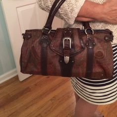 Mother's Day   gift! Brand new! Etro paisley tote. Perfect Christmas gift! Brand new Etro paisley purse. Etro Bags